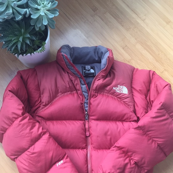 9867ff34c North Face 700 fill down puffer coat